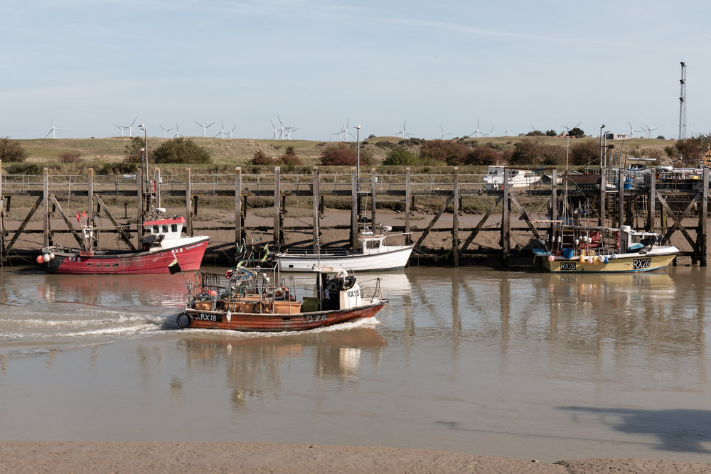 Rye Harbour, England | Ciao Fabello