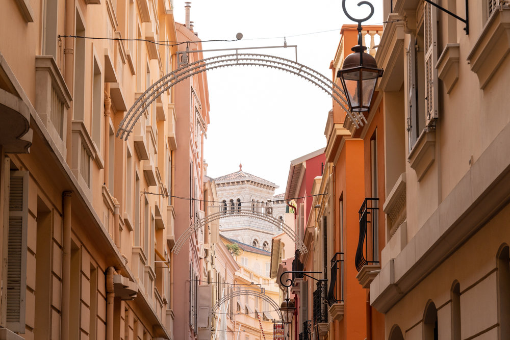 Monaco -
