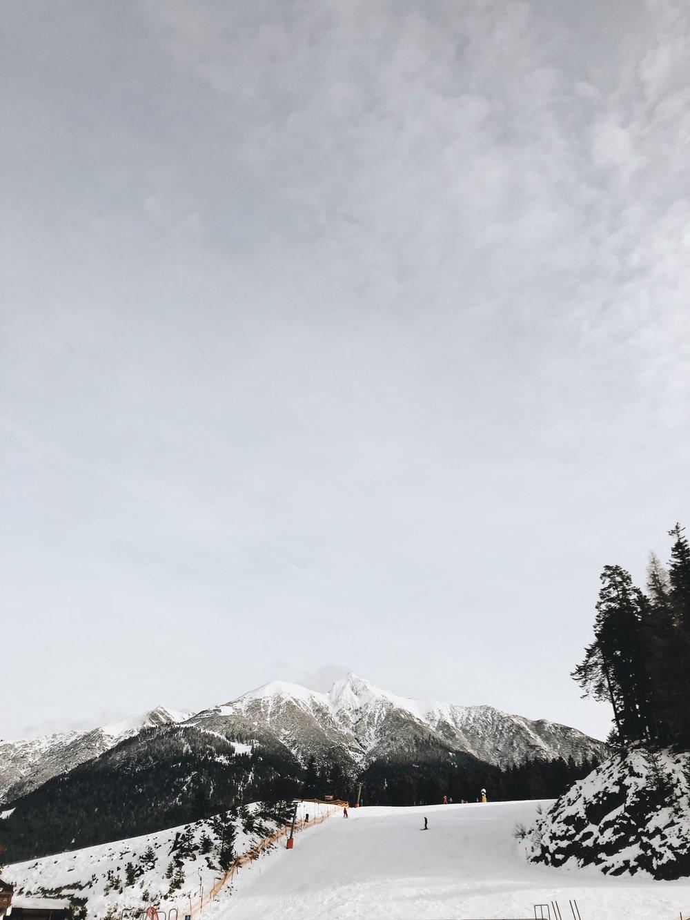 Seefeld, Austria   Ciao Fabello