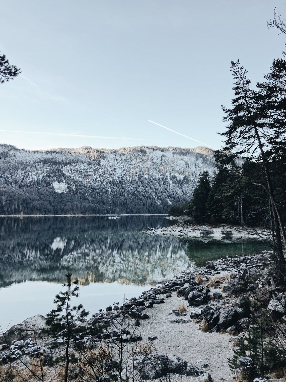 Eibsee, Germany   Ciao Fabello
