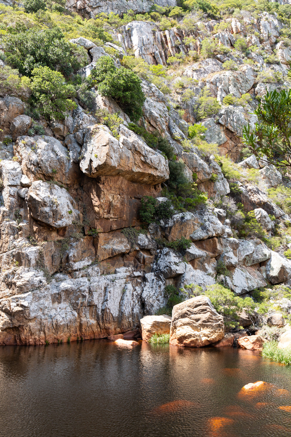 Crystal Pools, Steenbras Nature Reserve | South Africa | Ciao Fabello