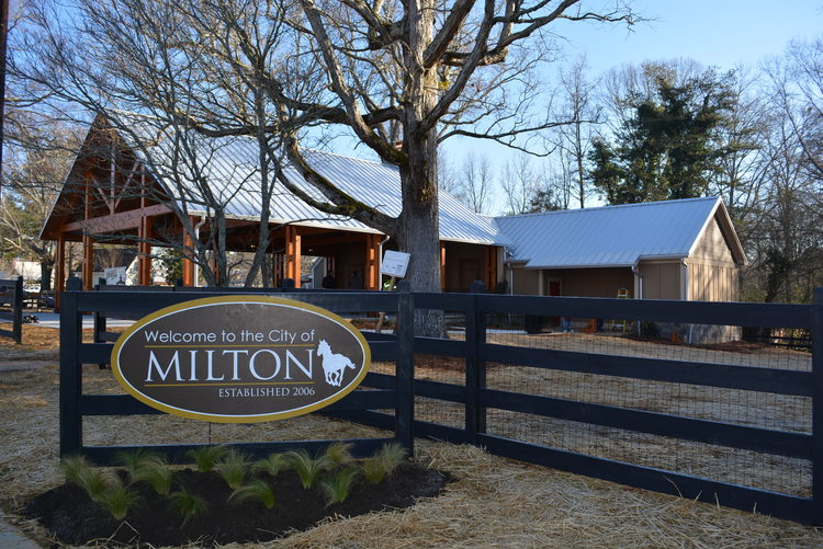Milton Broadwell Pavilion