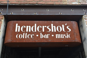 Hendershot's Coffee Bar