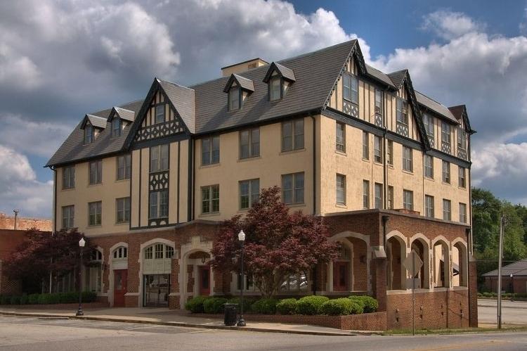 Samuel Elbert Hotel