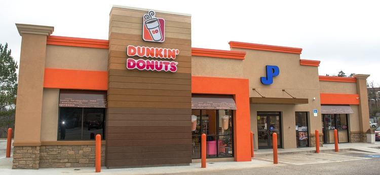 Dunkin' Donuts, Blairsville, GA