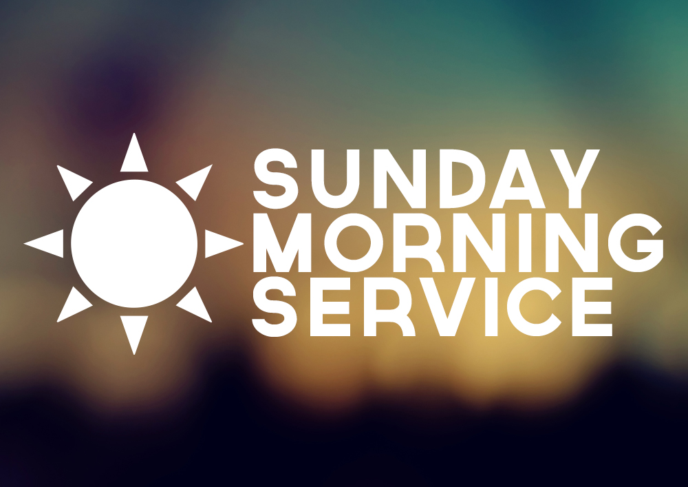 Sun Nov 22 - Pastor Don Adkins- Sunday morning service