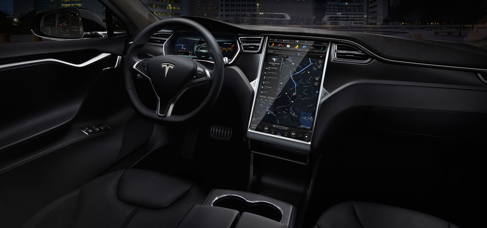 Image via  teslamotors.com