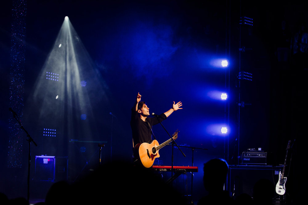 Phil Wickham at Lee University