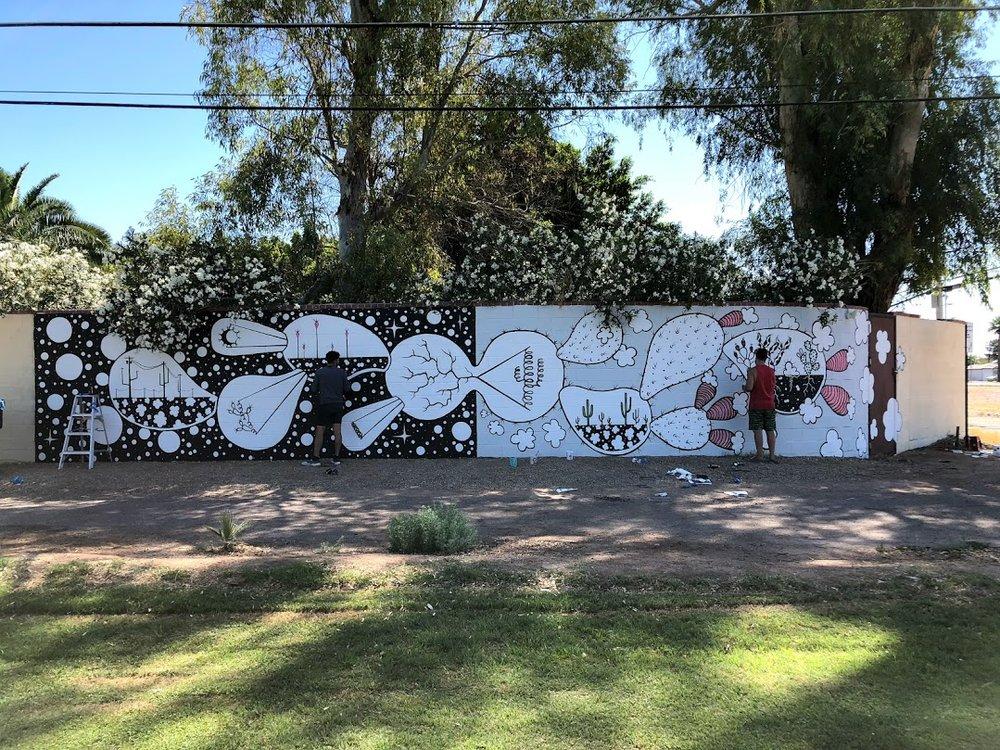 Pheonix Mural Festival, May 2018