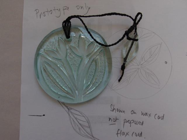 Trophy prototype