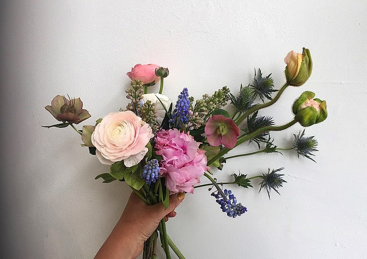 Wild and Beautiful bouquet