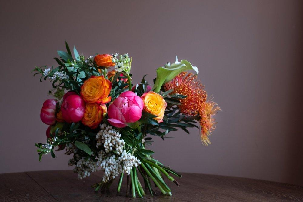 Stunning Peony Bouquet