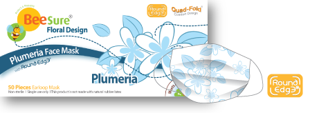 Plumeria BlueBE2310