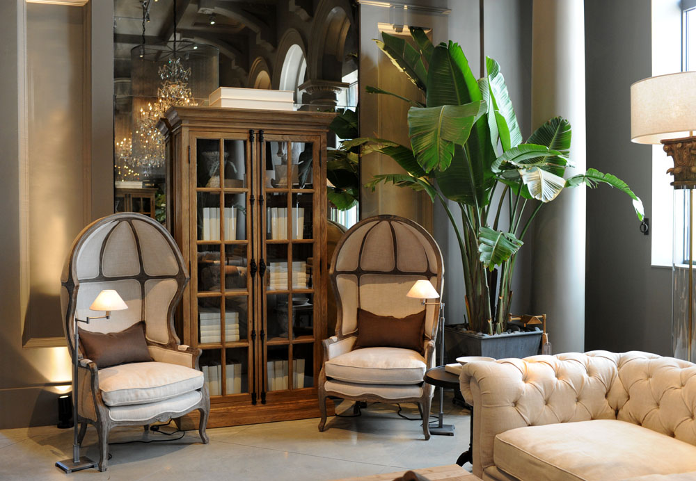 Bird of Paradise. Harding Botanicals. Restoration Hardware