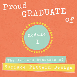 Copy of Art and Business of Surface Pattern Design Module 1