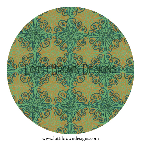 Just one of my designs that you can license quickly and simply to use on your own products