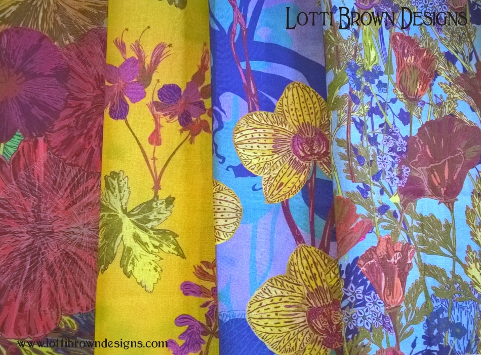 Lotti Brown Designs fabrics at Spoonflower