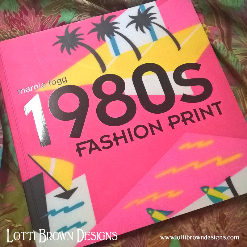 Marnie Fogg's book: 1980s Fashion Print