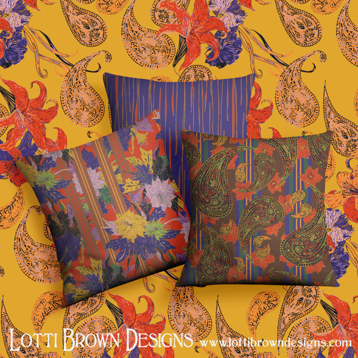 Crazee Colourful Classics collection with some sample homewares.