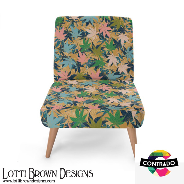 Maple Leaves Chair