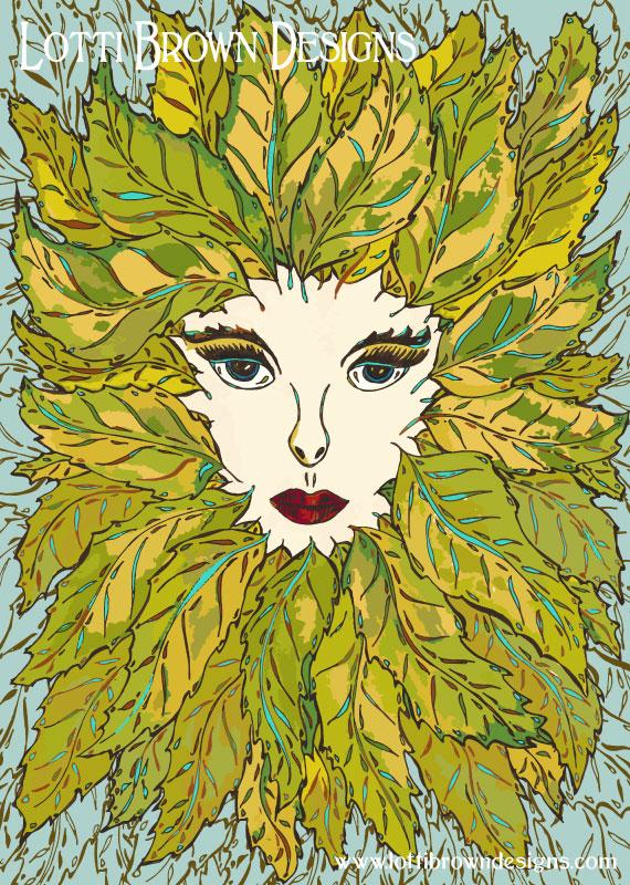 Green Lady - Spring