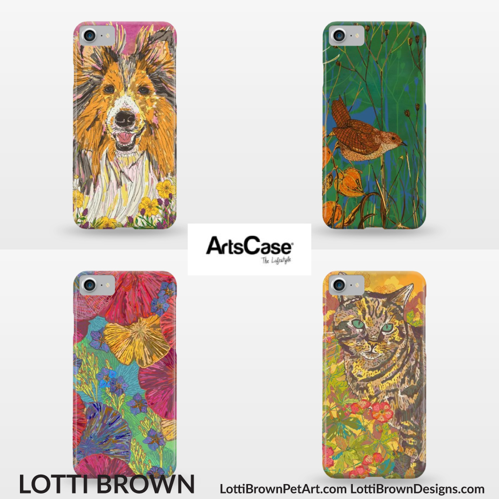 Lotti Brown on ArtsCase.com/lotti-brown