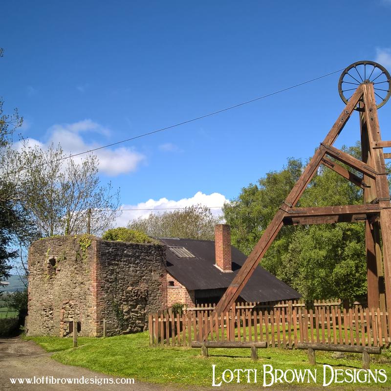 Snailbeach Mine