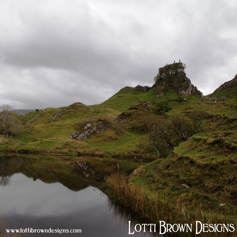 Fairy Glen, Skye