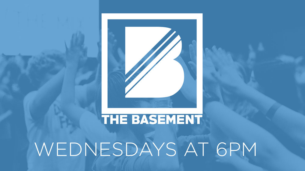 ONE OF THE ENVIRONMENTS WHERE CONTAGIOUS COMMUNITIES OF HOPE TAKES PLACE IS AT THE BASEMENT. THE BASEMENT IS DESIGNED FOR STUDENTS IN GRADES 6TH-8TH AND IT TAKES PLACE IN THE BASEMENT ON WEDNESDAYS FROM 6:00pm-7:30pm.    THIS MID-WEEK WORSHIP OFFERS STUDENTS A PLACE TO INTERACT WITH OTHER STUDENTS, BE INVOLVED IN GAMES, WORSHIP THROUGH MUSIC AND TO LEARN LIFE APPLICABLE TEACHINGS FROM GOD'S WORD.AFTER THE SERVICE STUDENTS MOVE INTO THEIR SMALL GROUPS. THESE GROUPS ARE DIVED BY GRADE AND GENDER.