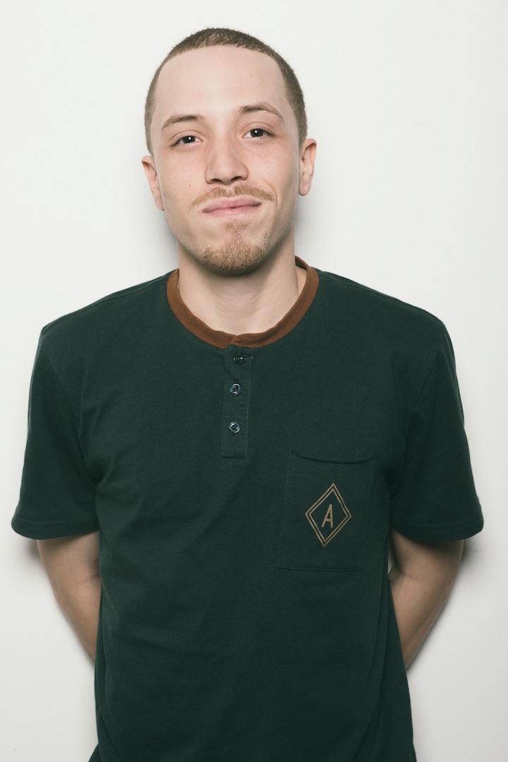 Walter Santana Sponsors: Cliché (flow), Kcdc Skateshop