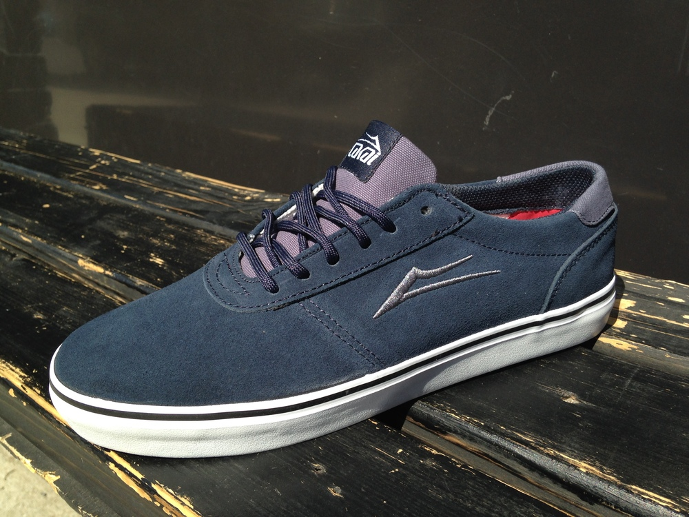 Lakai Manchester Leans in navy