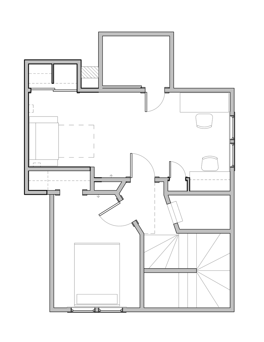 9th Street Floor Plan