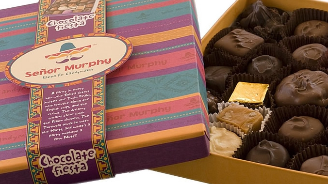 Senor Murphy Candymaker   Now open in the DeVargas Center center court.