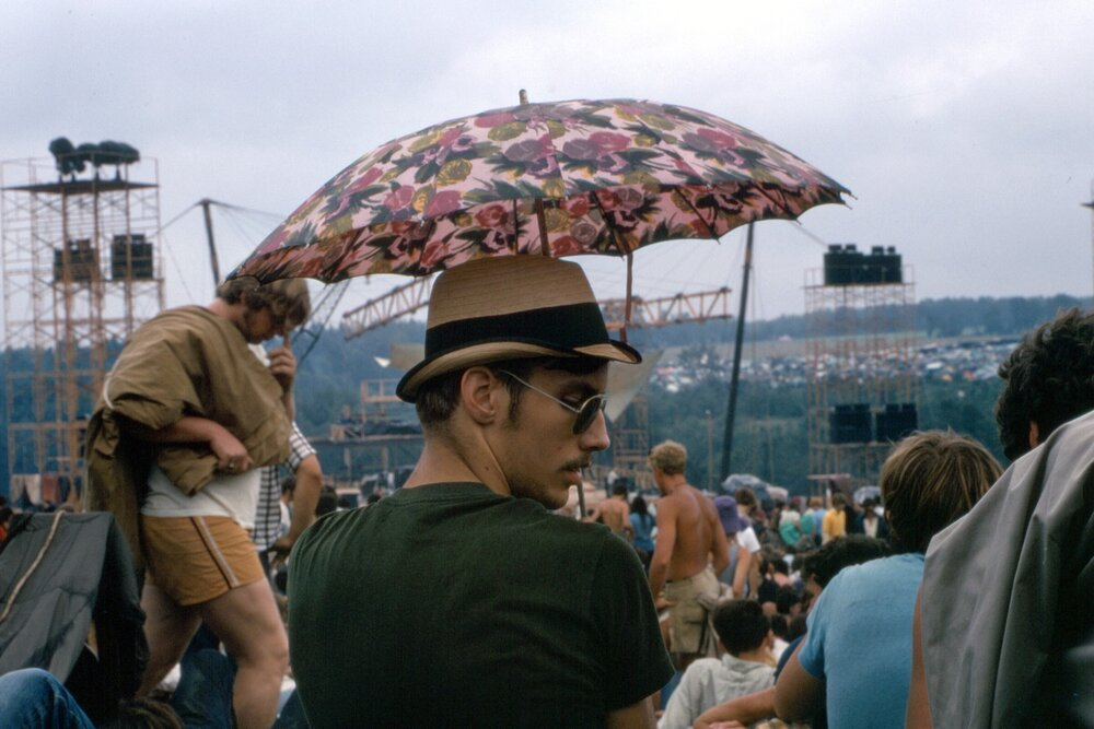 Woodstock: In production for American Experience