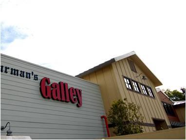 The Galley Restaurant San Gabriel MYKA Interior Design Group Llc