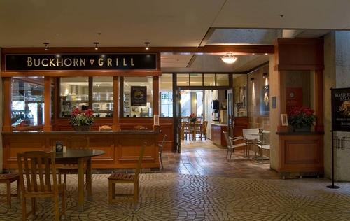 Buckhorn Cafe San Francisco MYKA Interior Design Group Llc