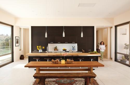 Oakland Hills Residence MYKA Interior Design Group Llc