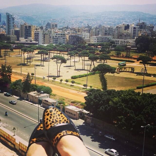 Rana in #Lebanon FLO // Onyx&Cheetah 2013