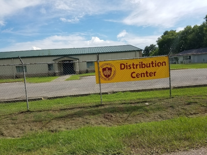 The Distribution Center on Osborn Avenue in Baton Rouge, LA