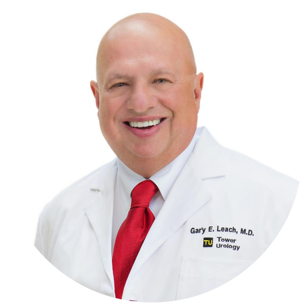 GARY LEACH, MD