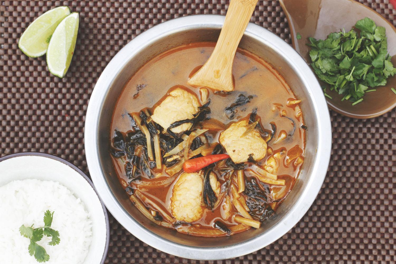 Burmese Kitchen