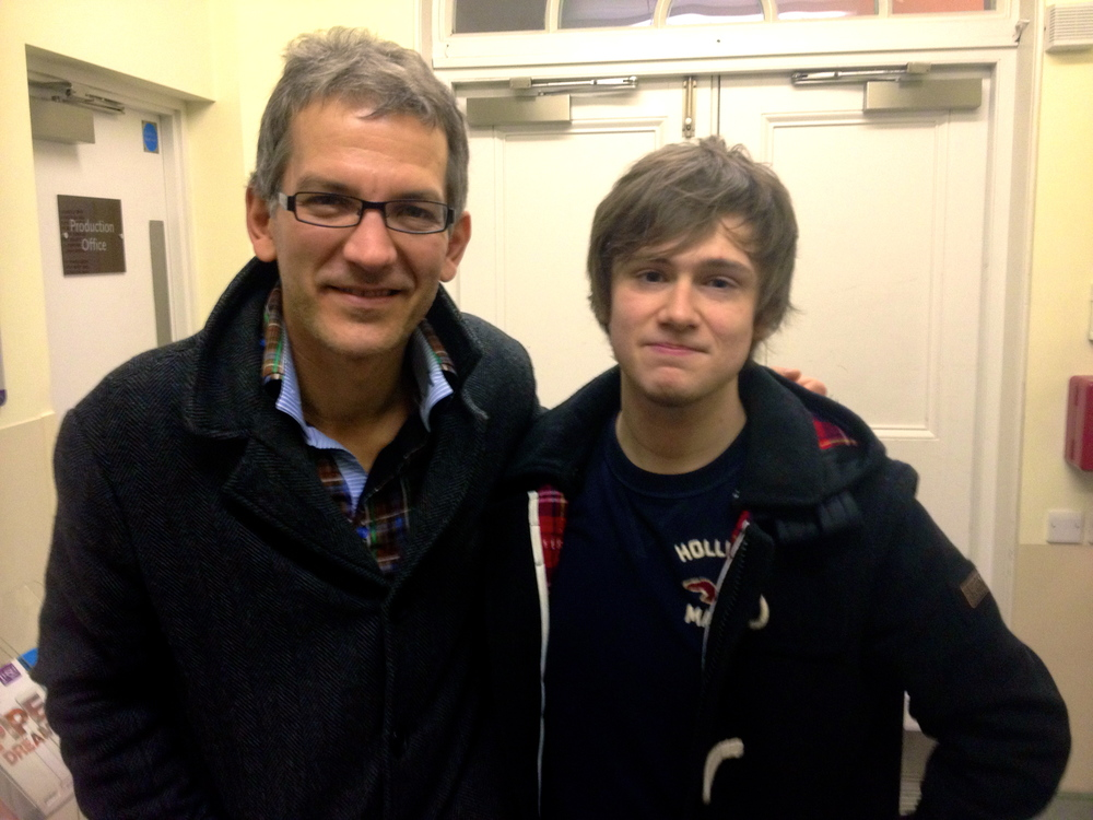 Harry Bolt with Brad Mehldau