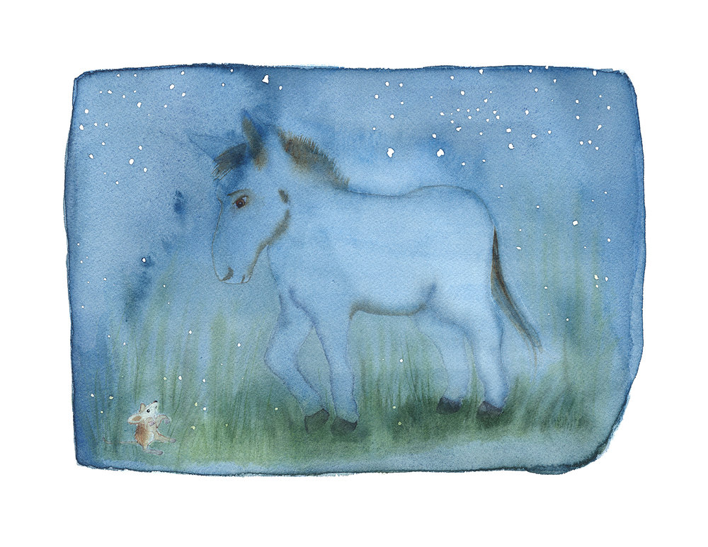 The Dreaming Horse