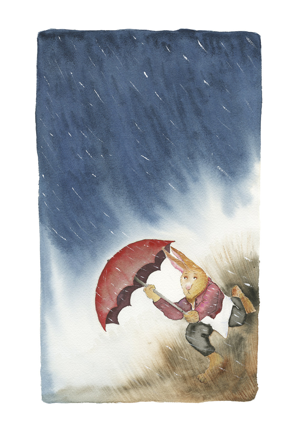 Run Rabbit Rain!