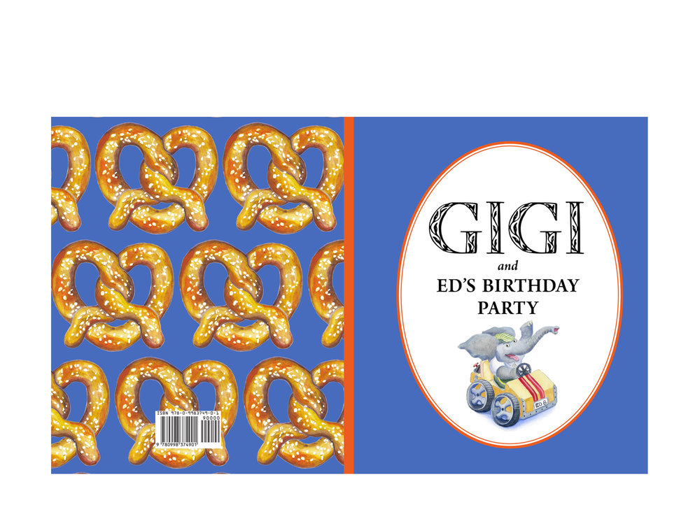 Gigi and Ed's Birthday Party -