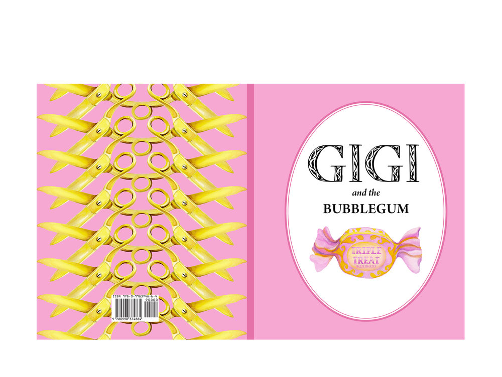Gigi and the Bubblegum -