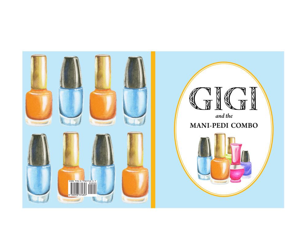 Gigi and the Mani-Pedi Combo -