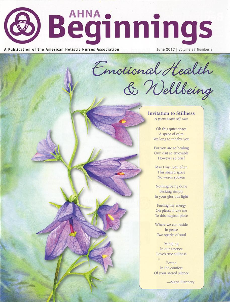 Magazine cover art