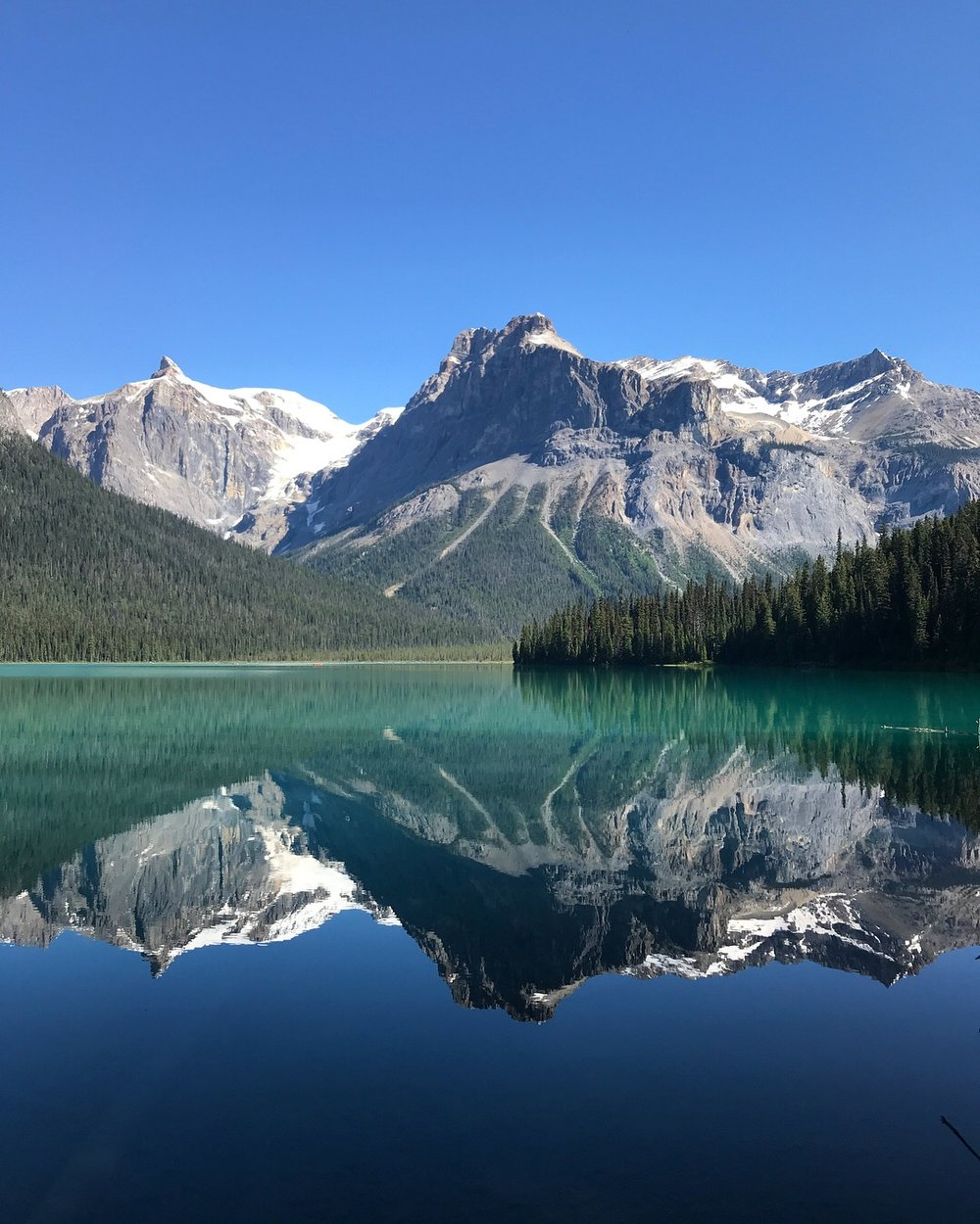 Emerald Lake, AB