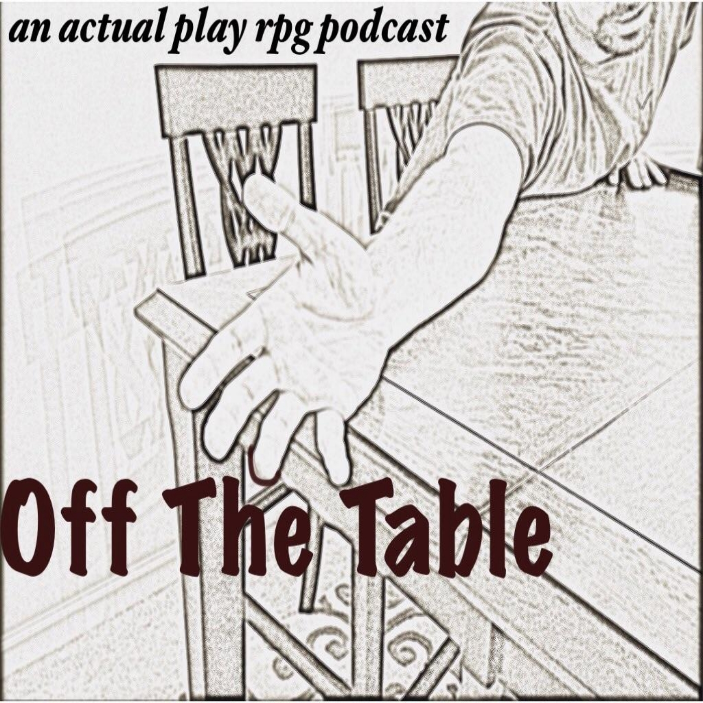 Off The Table logo